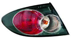 Farolim Esquerdo Mazda 6 05-07 Exterior Mascara Cinza