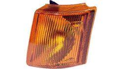 Pisca Esquerdo S/ Porta-Lampadas Laranja Ford Transit 85-91