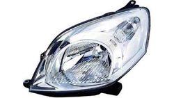 Farol Direito Eletrico Peugeot Bipper 08-