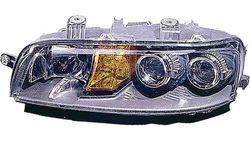Farol Esquerdo Fiat Punto II 99-03 H7+H7