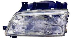 Farol Esquerdo Manual Peugeot 405 87-96