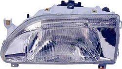 Farol Esquerdo Manual Renault R19 II 92-95