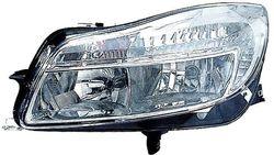 Farol Esquerdo Opel Insignia 08-13