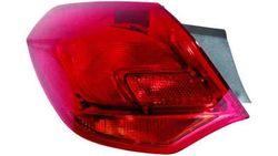 Farolim Direito Opel Astra J 5P 10-15 Exterior