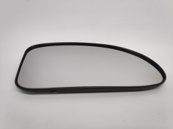 Vidro Espelho Direito Ford Focus 98-04 Convexo Termico Suporte Quadrado