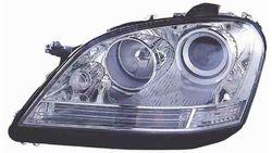 Farol Direito Mercedes W164 M Class 05-08