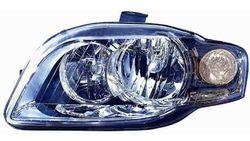 Farol Esquerdo Eletrico Audi A4 04-07