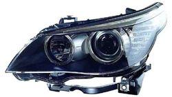 Farol Esquerdo Eletrico Bmw S-5 E60 07-09