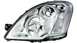 Farol Esquerdo Eletrico C/ Motor Iveco Daily 11-14