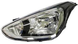 Farol Esquerdo Eletrico Hyundai I10 13- H4