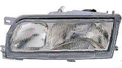 Farol Esquerdo Manual Nissan Primera P10 90-96