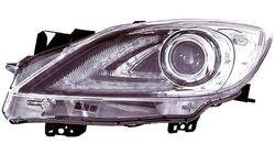 Farol Esquerdo Mazda 3 09-13