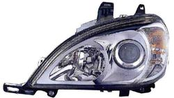 Farol Esquerdo Mercedes W163 M Class 01-05