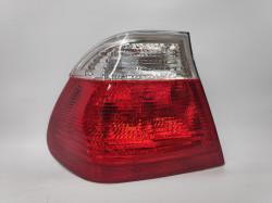 Farolim Esquerdo Bmw S-3 E46 4P 98-01 Branco-Vermelho