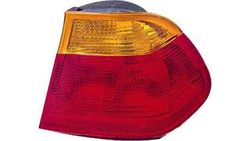 Farolim Esquerdo Bmw S-3 E46 4P 98-01 Laranja-Vermelho