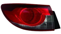Farolim Esquerdo Led Mazda 6 Sedan 4P 12-