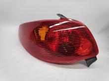 Farolim Esquerdo Peugeot 206 3 / 5P 03-07