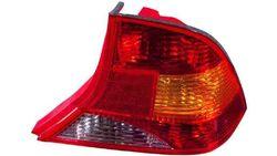Farolim Esquerdo S/ Porta-Lampadas Laranja-Vermelho Ford Focus I Sedan 4P 98-01