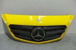 Grelha Para Choques Mercedes Citan Combi (415) 12 - Amarelo
