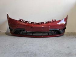 Para Choques Frente Mercedes Citan Combi (415) 12 - Vermelho