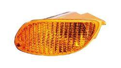 Pisca Espelho Direito S/ Porta-Lampadas Laranja Ford Focus I 98-01