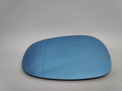 Vidro Espelho Esquerdo Azul Bmw S-1 E87 10-