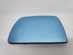 Vidro Espelho Esquerdo Azul Bmw X5 01-06