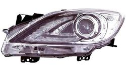 Farol Direito Mazda 3 09-13