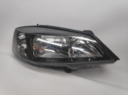 Farol Direito Opel Astra G 98-04 Mascara Preta