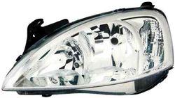 Farol Direito Opel Corsa C 03-06