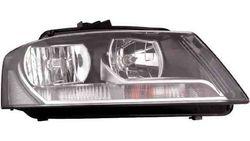 Farol Esquerdo Eletrico Audi A3 3P 09-12