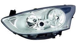 Farol Esquerdo Eletrico C/ Motor Ford B-Max 12-