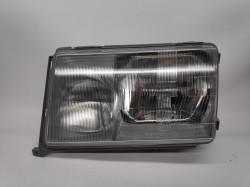 Farol Esquerdo Mercedes W124 Berlina / Coupe / Cabrio 85-93 Mascara Escura