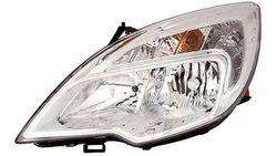 Farol Esquerdo Opel Meriva 10-13