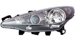 Farol Esquerdo Peugeot 207 09-