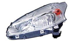 Farol Esquerdo Peugeot 208 12-