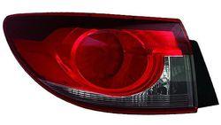 Farolim Direito Led Mazda 6 Sedan 4P 12-