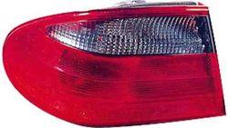 Farolim Esquerdo Mercedes W210 E Class Berlina 99-02 Fumado