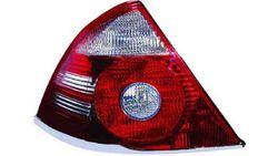 Farolim Esquerdo S/ Porta-Lampadas Branco-Vermelho Ford Mondeo III 4 / 5P 05-07