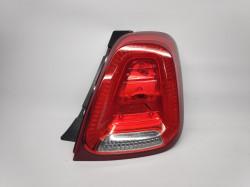 Farolim Tras Direito Fiat 500 15-
