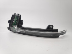 Pisca Espelho Esquerdo Audi A3 3P 12-