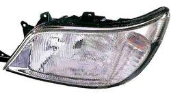 Farol Direito C/ Nevoeiro Mercedes Sprinter 00-02