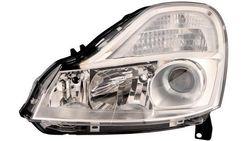 Farol Direito C/ Nevoeiro Renault Grand Modus 08-