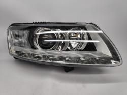 Farol Direito Eletrico Led Audi A6 08-10