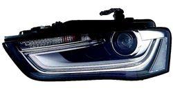 Farol Direito Led C/ Luz Diurna Audi A4 12-