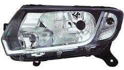 Farol Direito Manual Dacia Logan II 12-