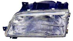 Farol Direito Manual Peugeot 405 87-96