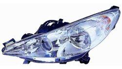 Farol Esquerdo C/ Nevoeiro Peugeot 207 06-09
