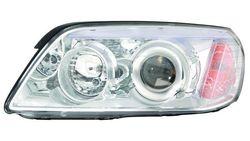 Farol Esquerdo Eletrico Chevrolet Captiva 09-11