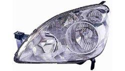 Farol Esquerdo Eletrico Honda Cr-V 04-06